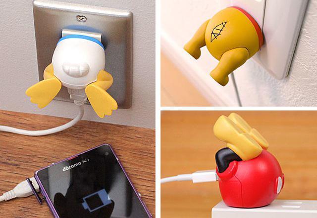 プリっと愛しいおしりでスマホを充電「ディズニーおしりシリーズ」USB-AC充電器!