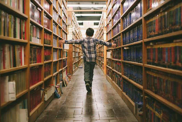 本好き必見!図書館を利用する際に使える6つのアプリ!