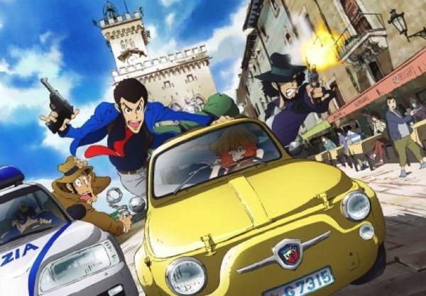 テレビアニメ新シリーズ「ルパン三世」