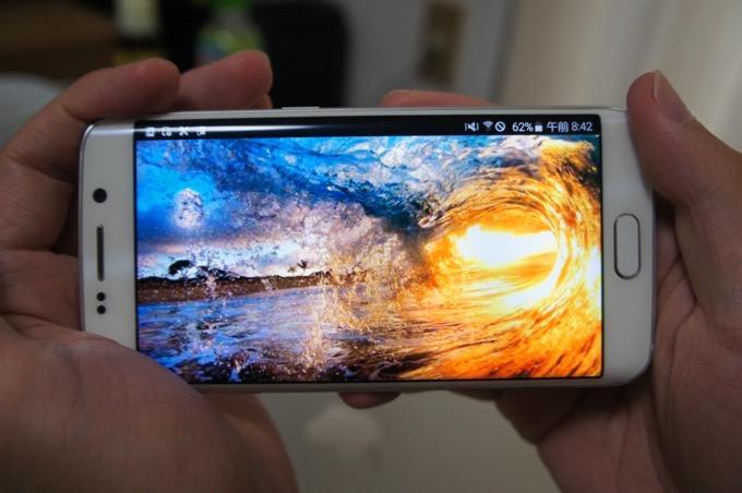 Galaxyアンバサダープログラム「Galaxy S6 edge」が届きました!