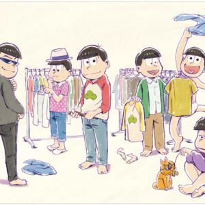 アニメ「おそ松さん」2期放送決定!本日解禁された新ビジュアル