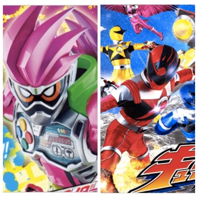 仮面ライダー、スーパー戦隊が10月から放送時間変更に!