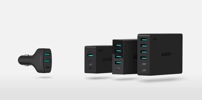 スマートフォン周辺機器メーカー「AUKEY」日本語公式サイトがオープン
