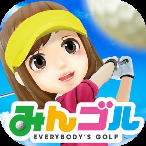 「みんなのGOLF」アプリ版「みんゴル」本日配信!早速プレイしました!